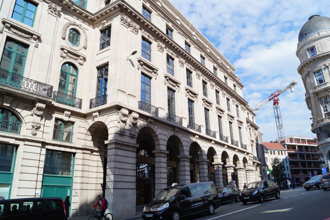 Offices to let near Brussels Central Station