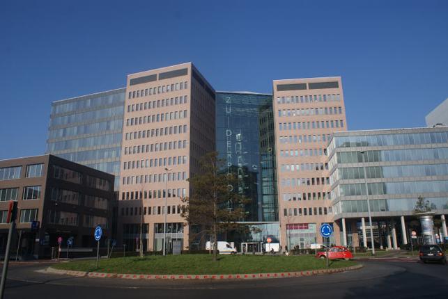 Zuiderpoort kantoorruimte te huur in Gent