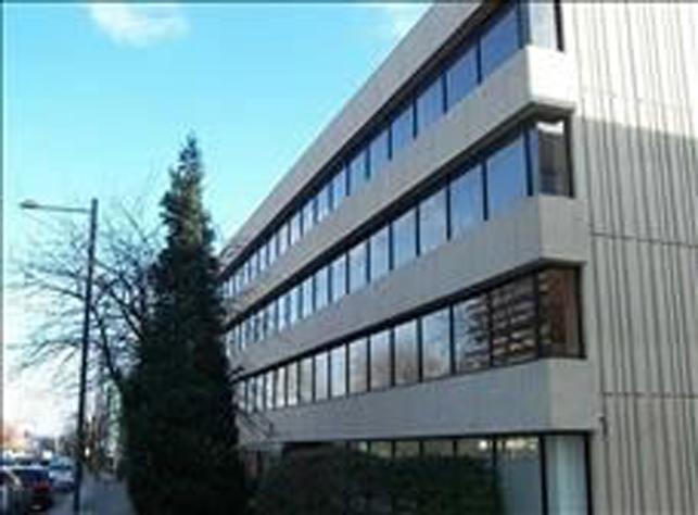 Kantoren te huur aan de VRT in Brussel