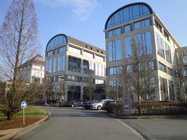 Kantoor te huur nabij de luchthaven van Brussel in Diegem