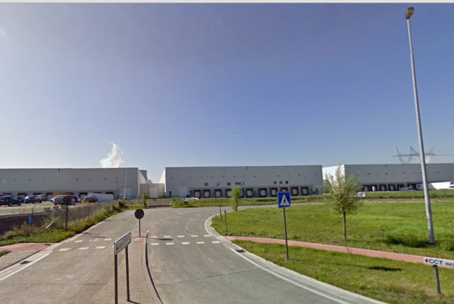 Cargovil | distribution warehouse to let Brussels airport