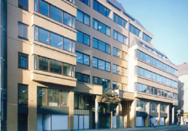 Offices to let City Center Antwerp