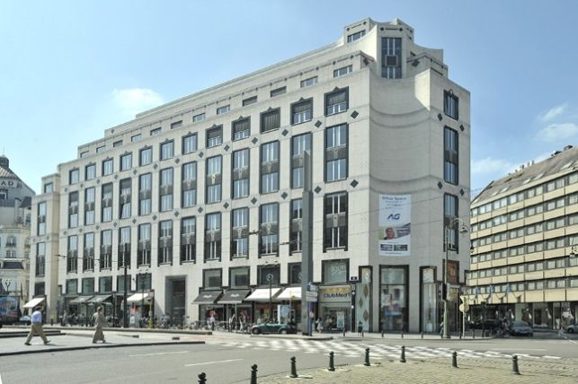 Stephanie Square: office space for rent in Brussels