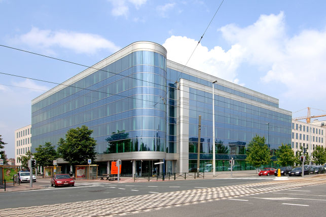 Espace Rolin: offices to let in Brussels