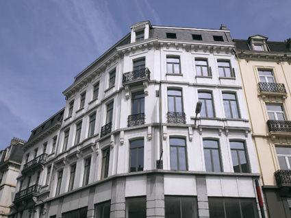 Arenberg: offices to let near the Brussels-central station