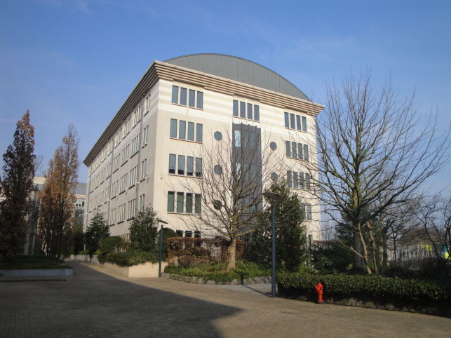 Offices to let in Twin Square @ Brussels airport