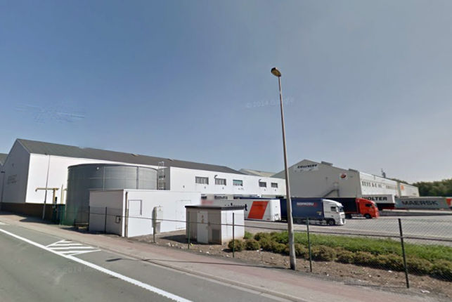 Distribution center to rent in Brussels south