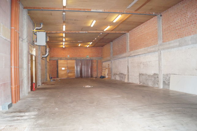 Industrial property for rent & sale Brussels periphery