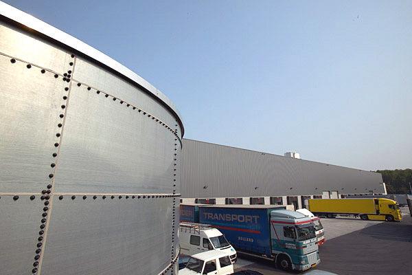 Distributiecentrum te huur in Bornem nabij Antwerpen