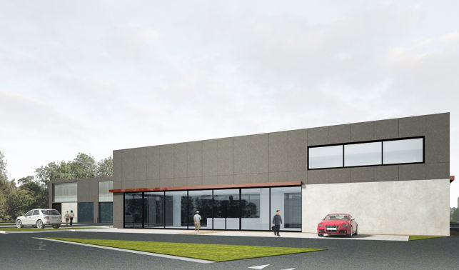 Industrial property for sale in Mechelen north