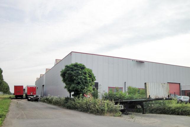 Bedrijfspand te huur in Vilvoorde nabij Luchthaven Brussel