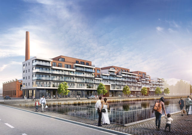 Espaces commeciales à louer & vendre à Gand