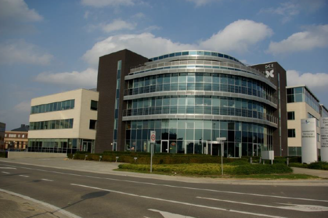 Cluster Center | Offices to let near the Brussels airport