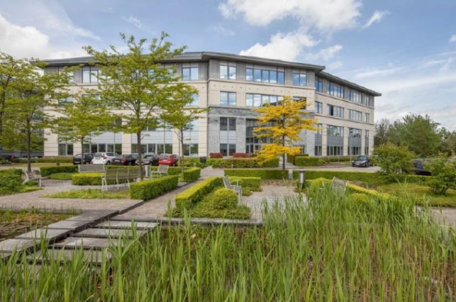 Astra Gardens | Office space to let in Zaventem