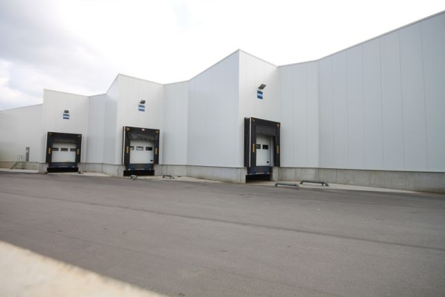 Distributiecentrum & logistieke bedrijfsruimte Herentals