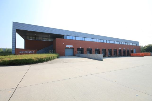 A12 Distribution centre to let in Boom Antwerpen