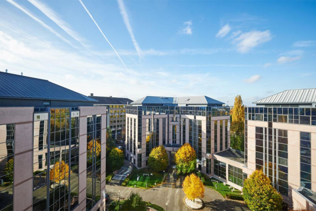 Offices to rent in Brussels North-East | Val d'Or Woluwe