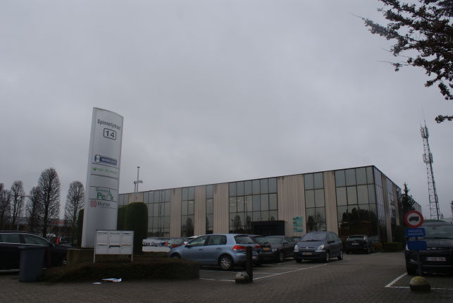 Offices & Warehouse to rent in Zele | Lokeren near Ghent