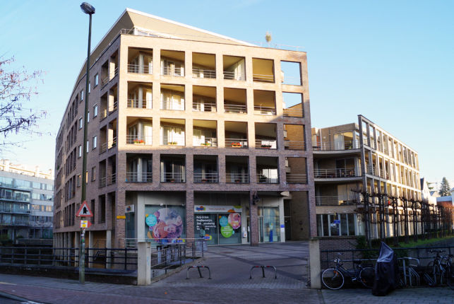 Office & showroom for sale in Leuven | Dreyfus Building