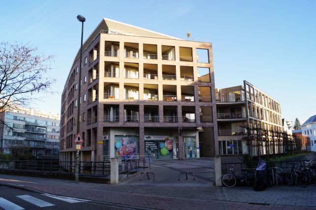 Office space for sale in Leuven | Dreyfus Building