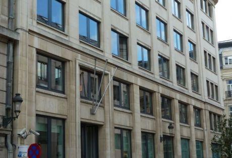 Kantoren te huur nabij het justitiepaleis in Brussel