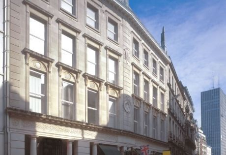 Prime Brussels office space for rent