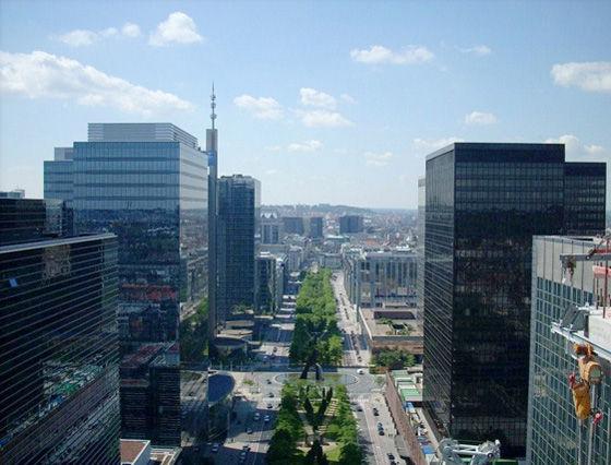 Kantoren te huur - Noordwijk Brussel