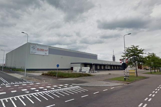 Distributiecentrum te huur vlakbij Rotterdam