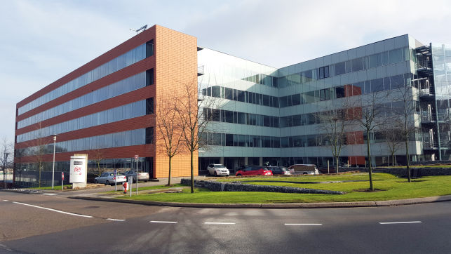 Office space to lease Diegem railway station
