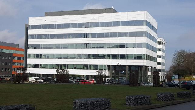 Kantoorgebouw te huur Station van Diegem