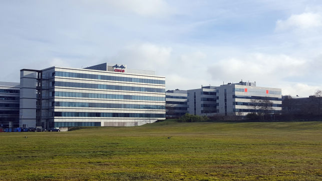 Offices to lease Pegasus Park Diegem