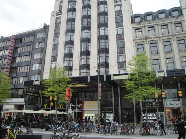 Century Center Antwerpen - Kantoor te huur