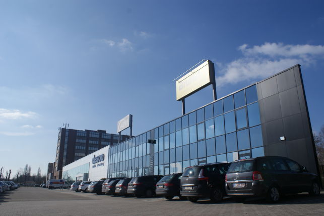 Office to rent E17 motorway Ghent