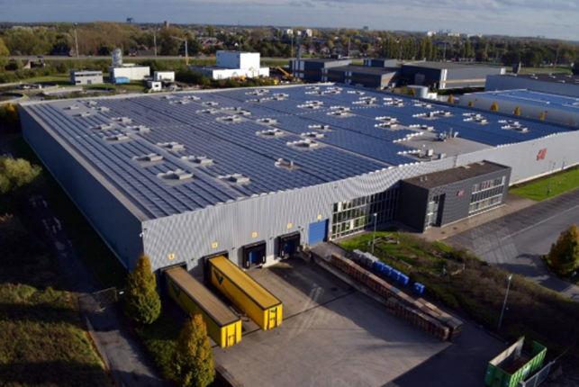 Antwerpen Puurs-Logistiek distributiecentrum te huur/koop