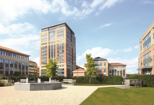 Mechelen Campus Tower - Office space to rent