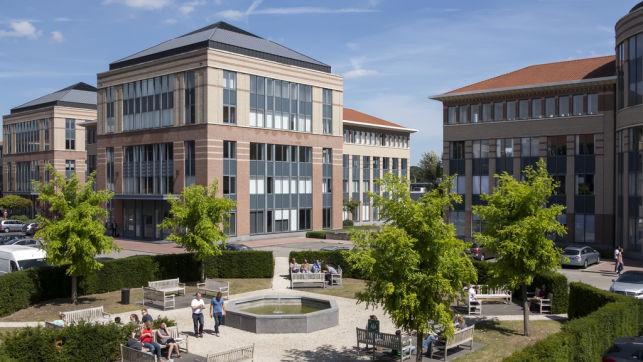 Mechelen Campus D - Kantoorruimte te huur