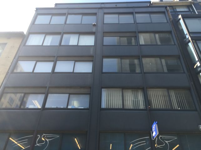 Antwerp diamond district office space for sale