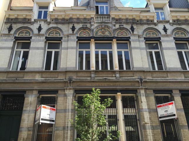 Handelspand te huur in Antwerpen Meir winkelstraat
