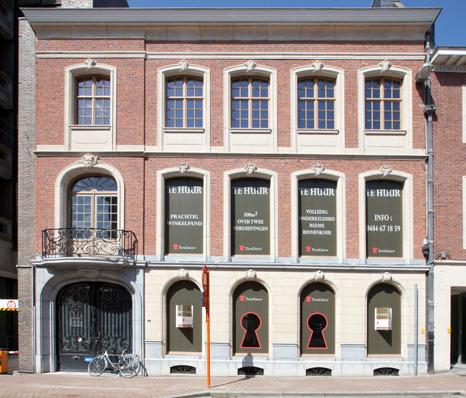 Prachtige kantoren te huur centrum Hasselt