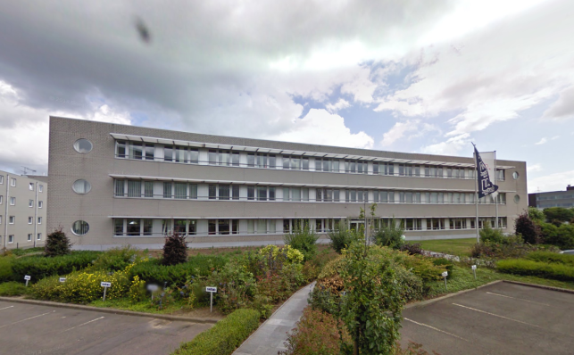Offices to let near Vilvorde railway station in Brussels