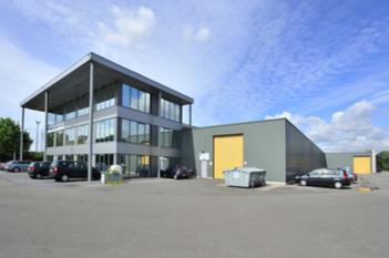 Kantoren & magazijn te huur langs de Singel in Antwerpen