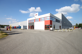 Distribution center to let in Antwerp Boom
