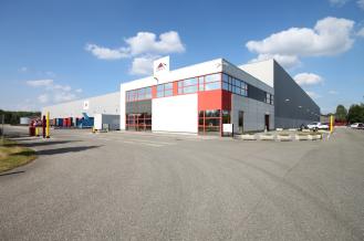 Logistiek bedrijfspand te huur in Boom bij Antwerpen