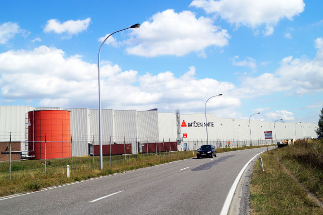 Logistical distribution centres to lease in Port of Ghent