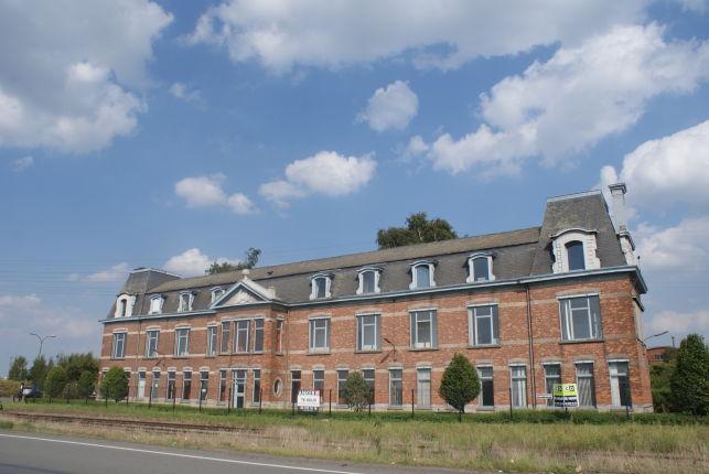 Kantoren te huur in de Haven van Gent