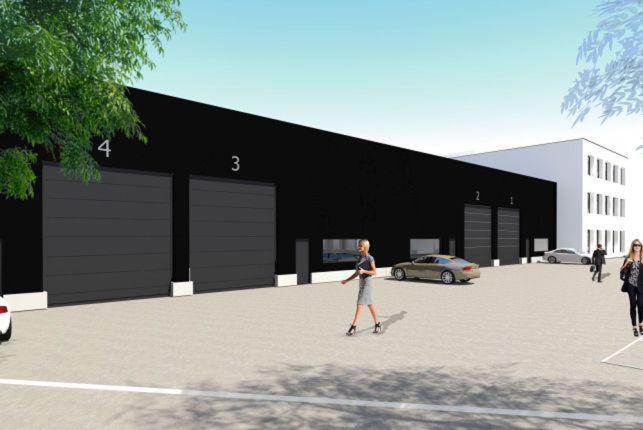 KMO-units te koop in Gent voor magazijn, opslag & loods