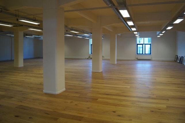 Loft kantoor te huur aan Dok Noord in Gent