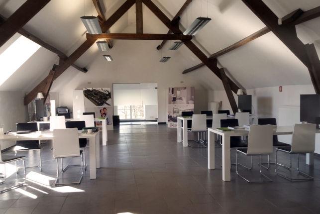 Kantoor loft te huur in Herent bij Leuven