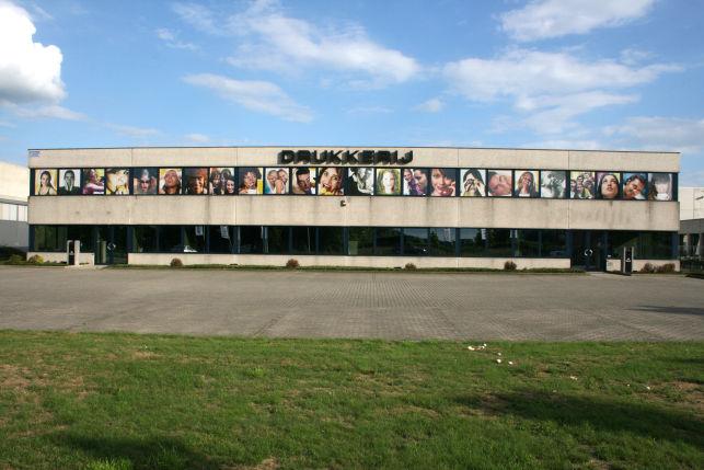 Bedrijfsgebouw te huur in Dendermonde