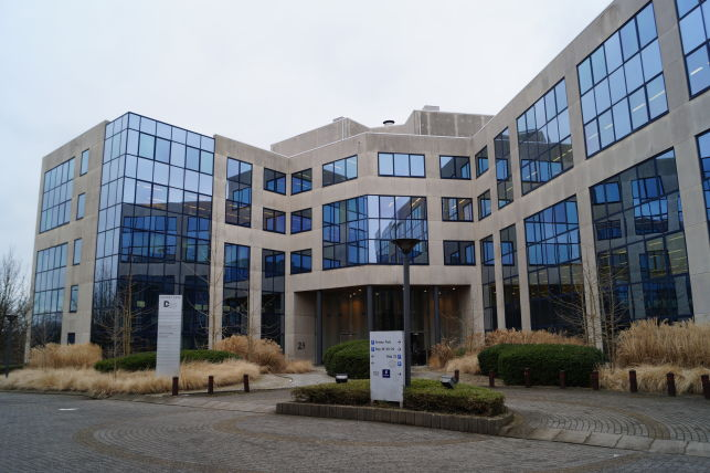 Office space for sale near Brussels airport in Zaventem